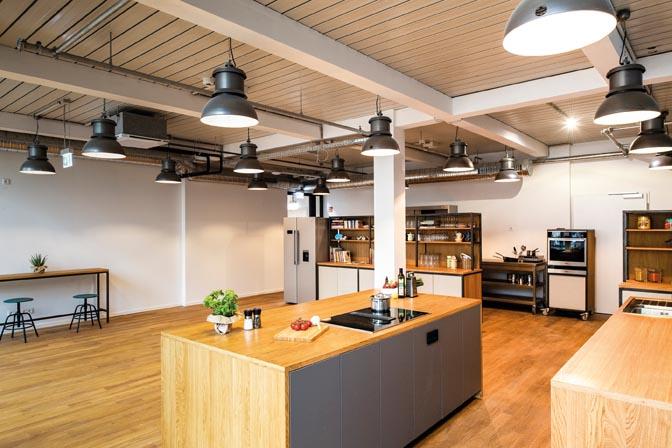 Edeka vernetzt Start-ups