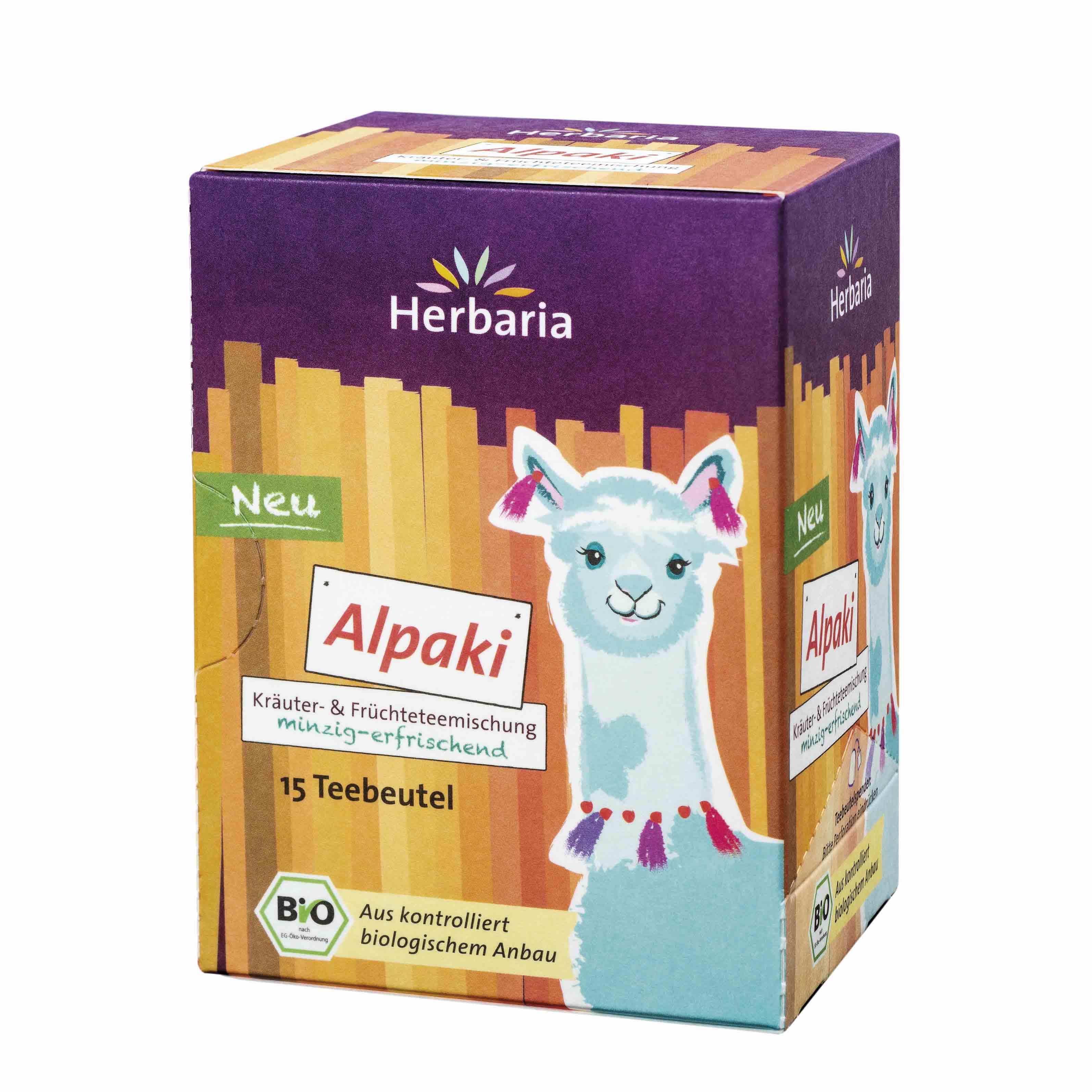 Herbaria Alpaki-Mädchen