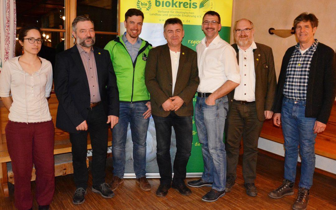 Biokreis bleibt Fachhandel treu