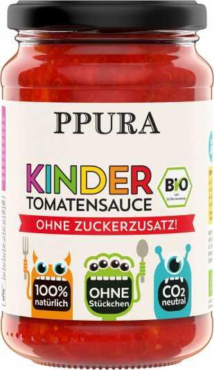 PPURA – Tomatensauce für Kinder