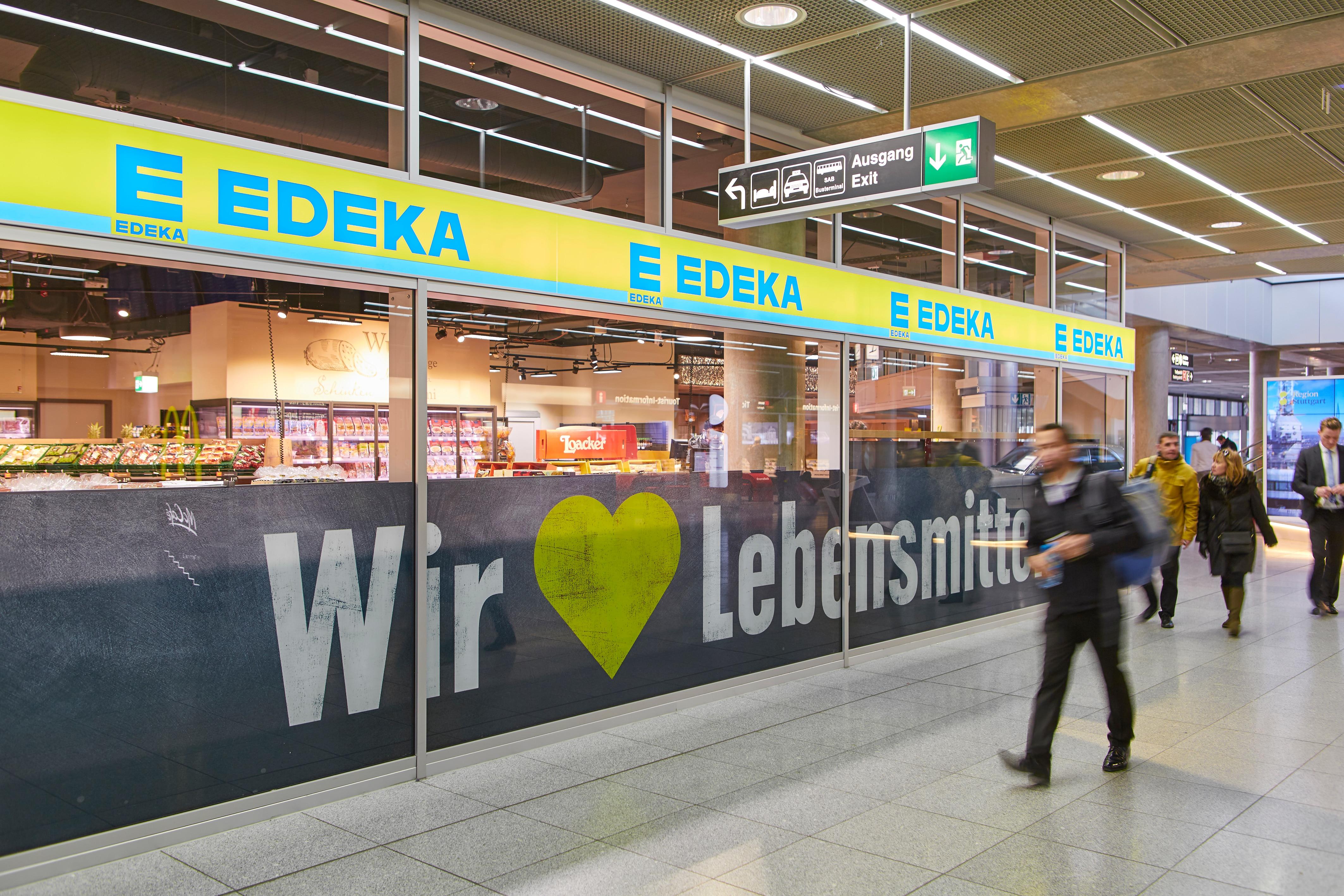 Eröffnet Edeka eigene Bio-Läden?