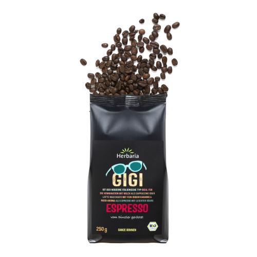 Herbaria – Espresso Gigi