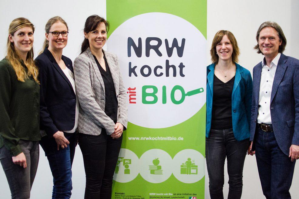 Bio-Küchen trafen Bio-Lieferanten