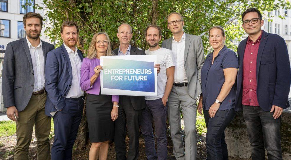 1.000 Unternehmen fordern schnellere Klimapolitik