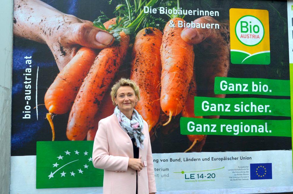 Bio Austria: Landesweite Kampagne