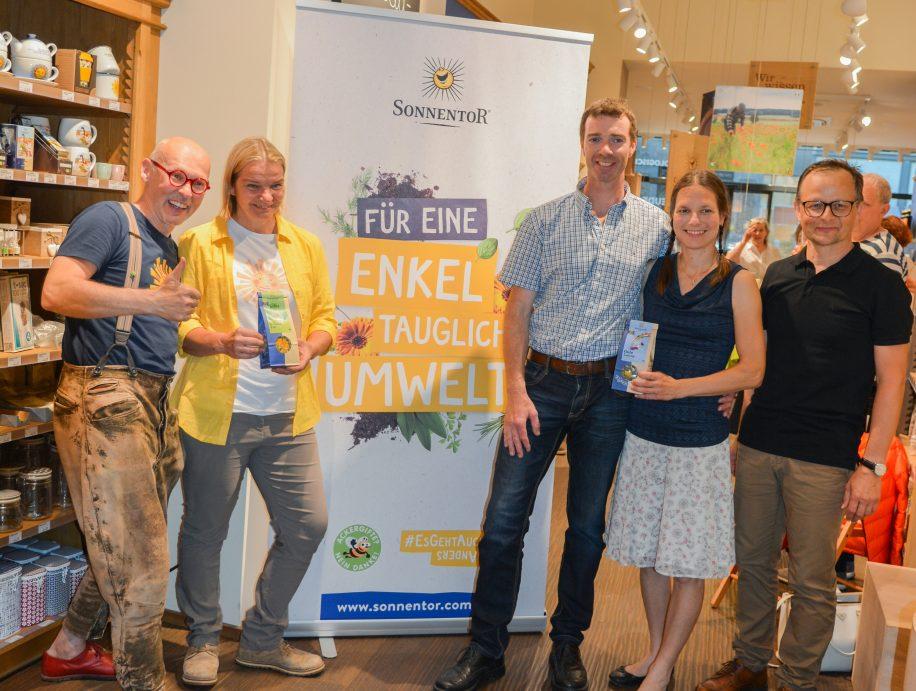 Sonnentor gründet Verein für Bio-Bauern