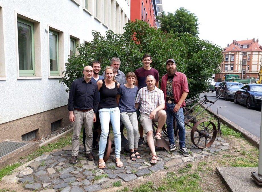 Mandelbaum online net treffen 2007