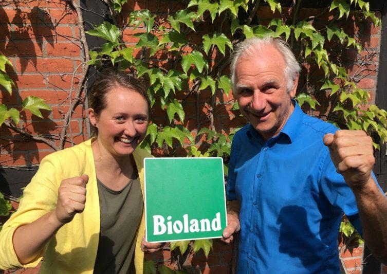 Wechsel an der Spitze bei Bioland Niedersachsen