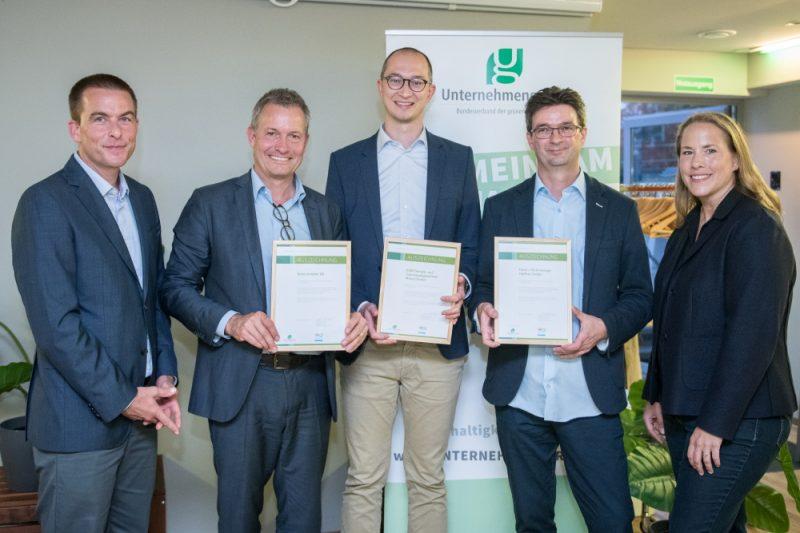 45.000 Euro für grüne Energie