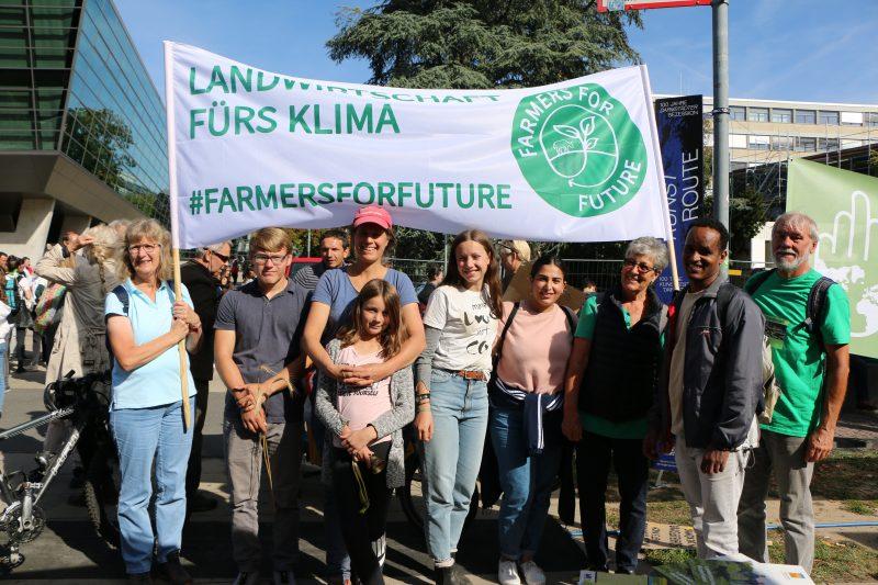 Weltweiter Streik fürs Klima