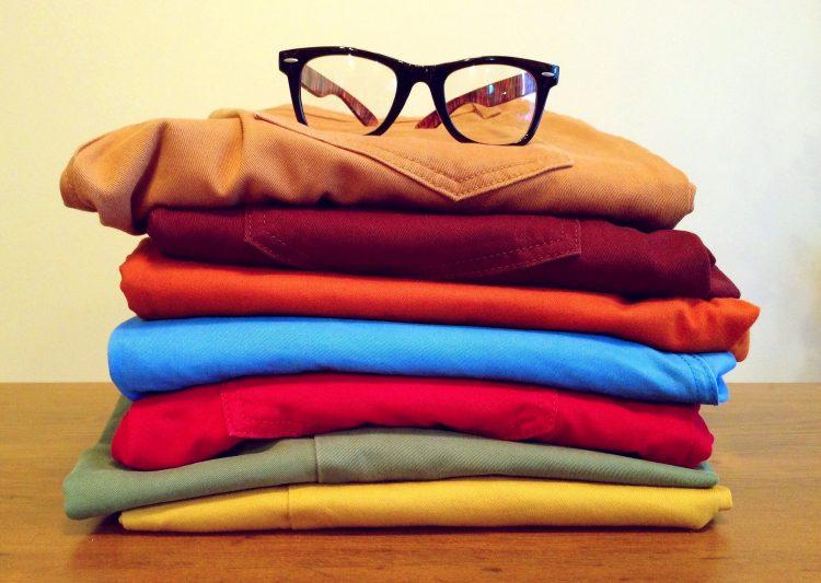 Schönfärberei der Textilindustrie