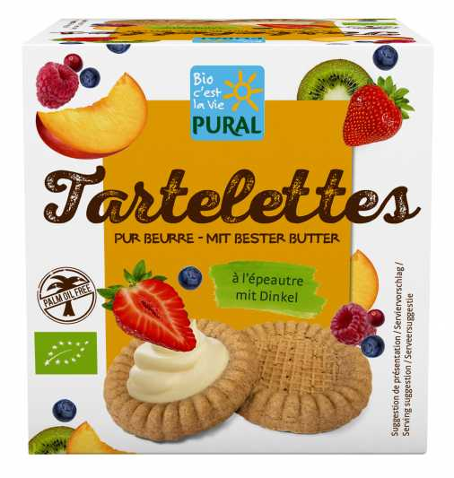 Pural – Tartelettes
