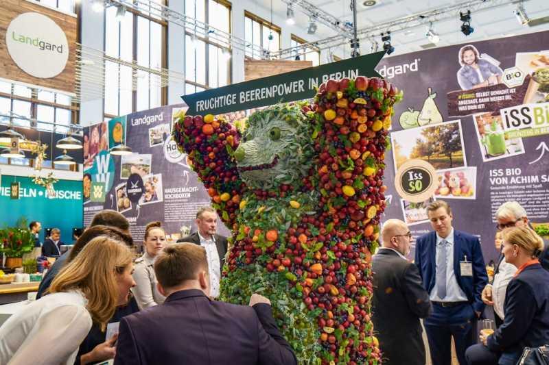 Fruit Logistica: Grüne Trends
