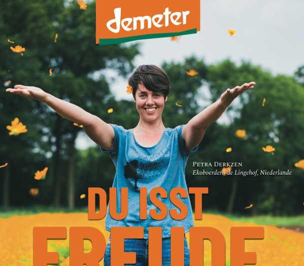 Demeter wächst weiter
