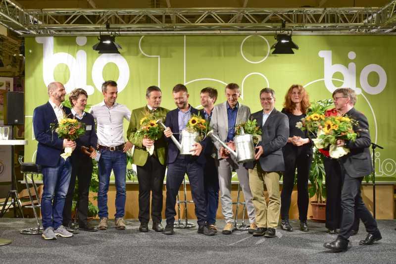 BioMessen vergeben Förderpreis