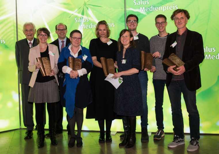 Medienpreis: Bewerbung gestartet