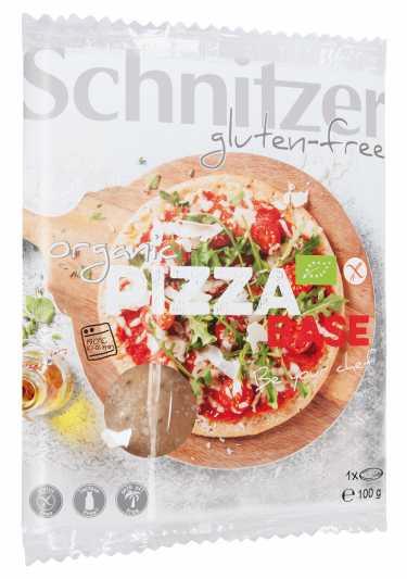 Schnitzer gluten-free Pizza Base