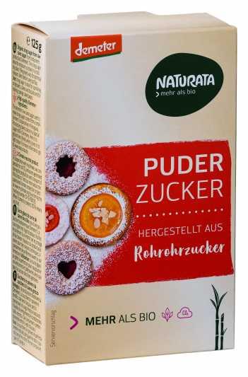 Naturata – Puderzucker