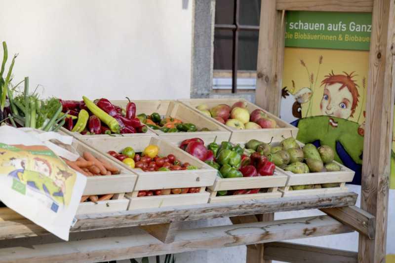 Bio Austria: Kontaktlos einkaufen