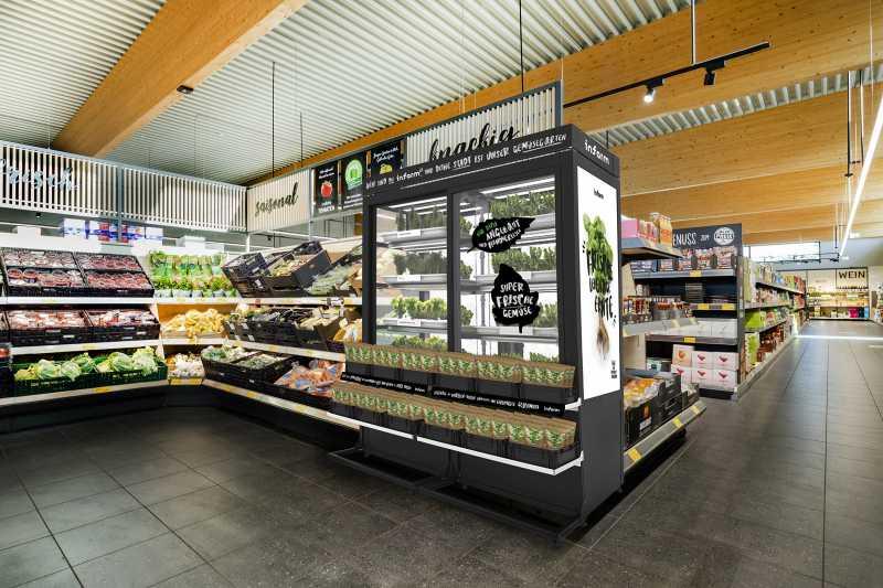 Unter Glas: Aldi Süd testet Indoor-Farmen