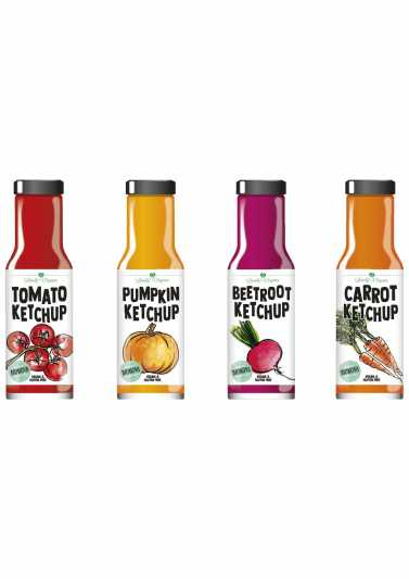 Bionova – Gemüse Ketchups