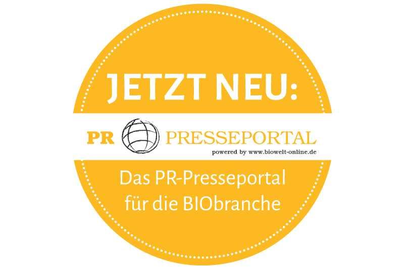 Ab 13. Mai 2020 online: Das PR-Presseportal für die Bio-Branche