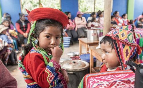 Öko-Fortbildungen in Peru