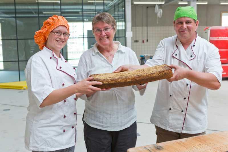 Bäckerei Cibaria jetzt am Münsteraner Stadthafen
