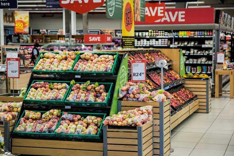 Corona: Produktion von Lebensmitteln brach ein