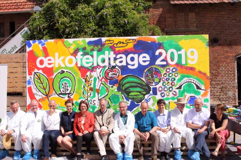 Öko-Feldtage: Schon mehr als 100 Anmeldungen