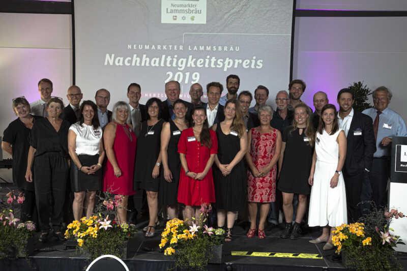 Neumarkter eröffnet Bewerbung um Award