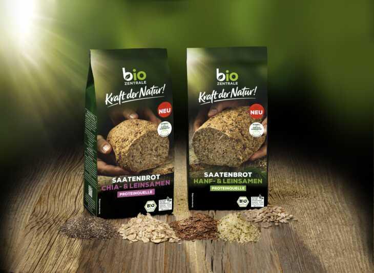 biozentrale-Brotbackmischungen