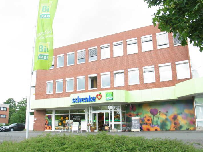 Schenke BioMarkt