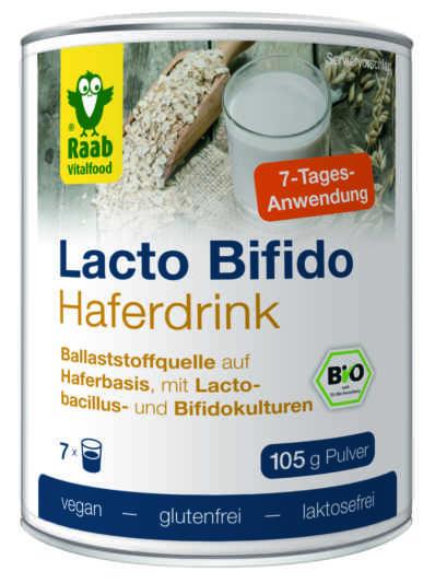 Raab – Bio Lacto Bifido Haferdrink
