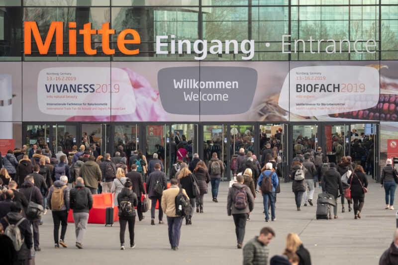 Biofach und Vivaness: Termin für 2022 steht