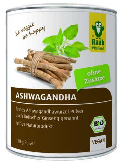 Raab – Bio Ashwagandha Pulver
