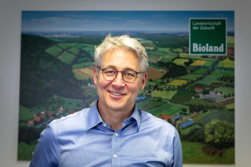 Bioland: Mehrheit bestätigt Jan Plagge im Amt