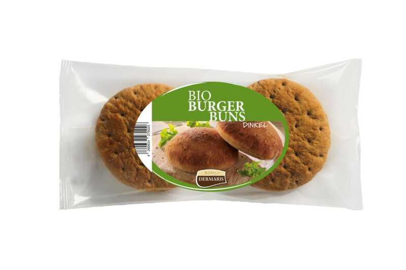 Dermaris – Bio Dinkel Burger Buns