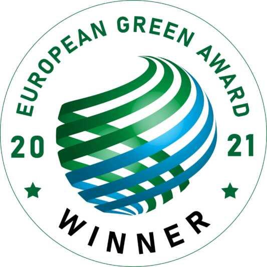 European Green Award verliehen