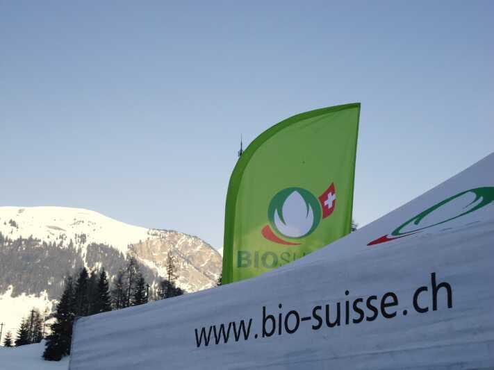 Schweizer Bio wächst um 19 Prozent