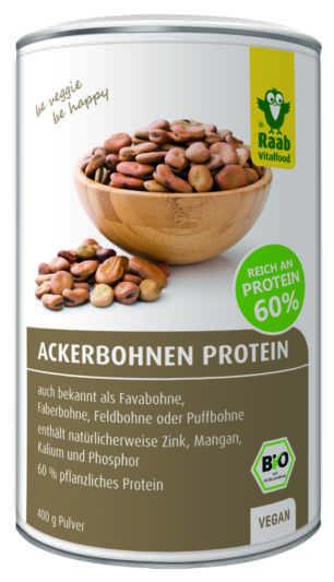 Raab – Bio Ackerbohnen Protein