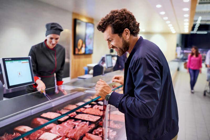 LEH informiert zu wenig an Fleischtheken