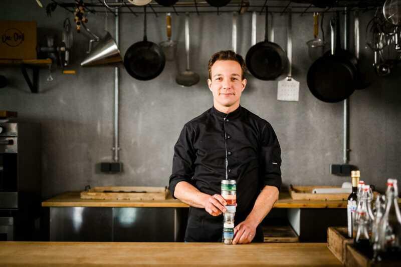 Online-Kochkurs mit Viktor Gerhardinger