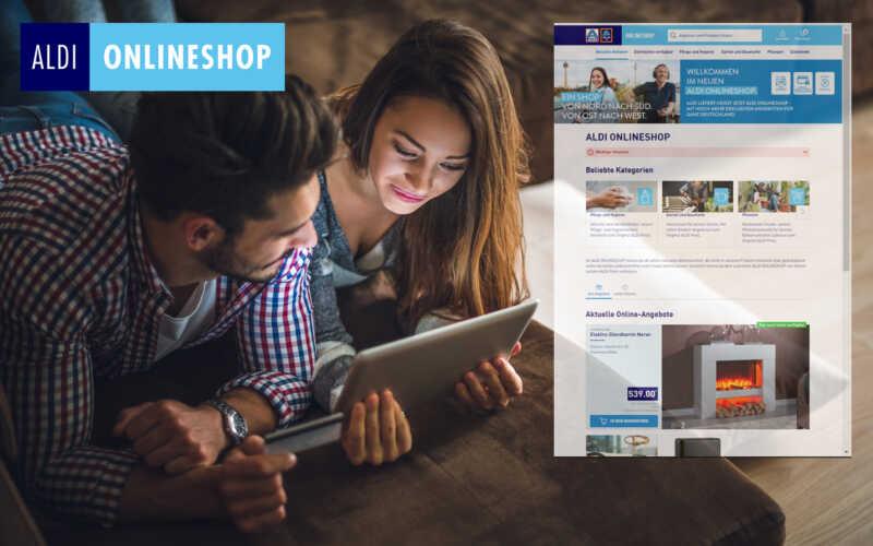Aldi Nord und Süd launchen gemeinsamen Shop
